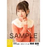 SKE48 2016年11月度 net shop限定個別ランダム生写真5枚セット 熊崎晴香