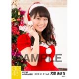 SKE48 2016年12月度 net shop限定個別生写真「クリスマス」5枚セット 犬塚あさな