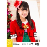 SKE48 2016年12月度 net shop限定個別生写真「クリスマス」5枚セット 町音葉