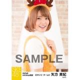 SKE48 2016年12月度 net shop限定個別生写真「クリスマス」5枚セット 矢方美紀