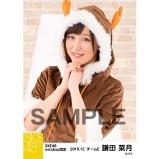 SKE48 2016年12月度 net shop限定個別生写真「クリスマス」5枚セット 鎌田菜月