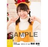 SKE48 2016年12月度 net shop限定個別生写真「クリスマス」5枚セット 熊崎晴香