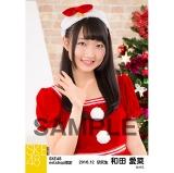 SKE48 2016年12月度 net shop限定個別生写真「クリスマス」5枚セット 和田愛菜