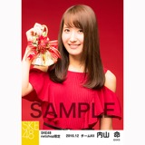 SKE48 2016年12月度 net shop限定個別生写真「クリスマスII」5枚セット 内山命