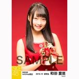 SKE48 2016年12月度 net shop限定個別生写真「クリスマスII」5枚セット 和田愛菜