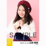 SKE48 2016年12月度 個別生写真「コンサート クリスマス」衣装5枚セット 山田樹奈