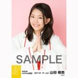 SKE48 2017年1月度 net shop限定個別生写真「巫女」5枚セット 山田樹奈