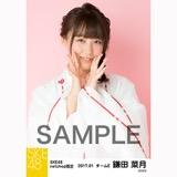 SKE48 2017年1月度 net shop限定個別生写真「巫女」5枚セット 鎌田菜月