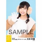 SKE48 2017年1月度 net shop限定個別ランダム生写真5枚セット 太田彩夏