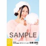 SKE48 2017年1月度 net shop限定個別ランダム生写真5枚セット 古畑奈和