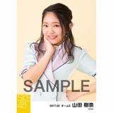 SKE48 2017年2月度 個別生写真「追いかけshadow」衣装5枚セット 山田樹奈