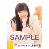 SKE48 2017年2月度 net shop限定個別ランダム生写真5枚セット 太田彩夏