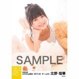 SKE48 2017年2月度 net shop限定個別ランダム生写真5枚セット 北野瑠華