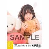 SKE48 2017年2月度 net shop限定個別ランダム生写真5枚セット 水野愛理