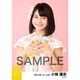 SKE48 2017年3月度 個別生写真「ストライプワンピース」衣装5枚セット 小畑優奈