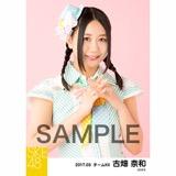 SKE48 2017年3月度 個別生写真「ストライプワンピース」衣装5枚セット 古畑奈和