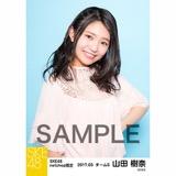 SKE48 2017年3月度 net shop限定個別生写真「赤い風船」5枚セット 山田樹奈