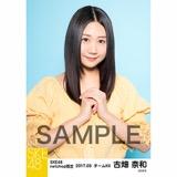 SKE48 2017年3月度 net shop限定個別生写真「赤い風船」5枚セット 古畑奈和