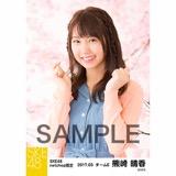 SKE48 2017年3月度 net shop限定個別生写真「さくら」5枚セット 熊崎晴香