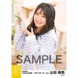 SKE48 2017年3月度 net shop限定個別ランダム生写真5枚セット 山田樹奈