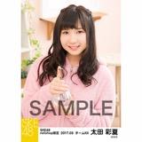 SKE48 2017年3月度 net shop限定個別ランダム生写真5枚セット 太田彩夏