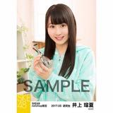 SKE48 2017年3月度 net shop限定個別ランダム生写真5枚セット 井上瑠夏
