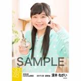 SKE48 2017年3月度 net shop限定個別ランダム生写真5枚セット 深井ねがい