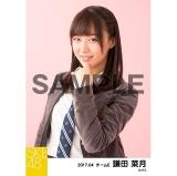 SKE48 2017年4月度 個別生写真「オキドキ 制服」衣装5枚セット 鎌田菜月