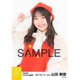SKE48 2017年4月度 net shop限定個別生写真「はにかみロリーポップ」衣装5枚セット 山田樹奈