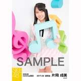 SKE48 2017年4月度 net shop限定個別ランダム生写真5枚セット 片岡成美