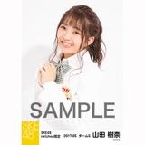 SKE48 2017年5月度 net shop限定個別生写真「コスモスの記憶」衣装5枚セット 山田樹奈