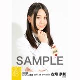 SKE48 2017年5月度 net shop限定個別生写真「コスモスの記憶」衣装5枚セット 古畑奈和