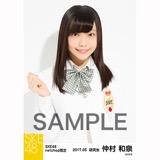 SKE48 2017年5月度 net shop限定個別生写真「コスモスの記憶」衣装5枚セット 仲村和泉