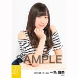 SKE48 2017年5月度 個別生写真「オフショル スプリング」5枚セット 一色嶺奈