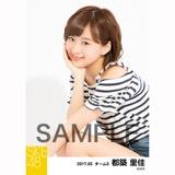 SKE48 2017年5月度 個別生写真「オフショル スプリング」5枚セット 都築里佳