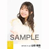 SKE48 2017年5月度 個別生写真「オフショル スプリング」5枚セット 山田樹奈
