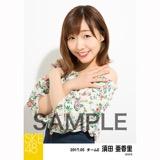 SKE48 2017年5月度 個別生写真「オフショル スプリング」5枚セット 須田亜香里