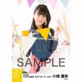 SKE48 2017年5月度 net shop限定個別ランダム生写真5枚セット 小畑優奈
