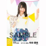 SKE48 2017年5月度 net shop限定個別ランダム生写真5枚セット 和田愛菜
