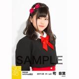 SKE48 2017年5月度 net shop限定個別生写真「青春は恥ずかしい」衣装5枚セット 町音葉
