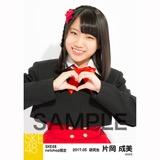 SKE48 2017年5月度 net shop限定個別生写真「青春は恥ずかしい」衣装5枚セット 片岡成美