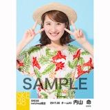 SKE48 2017年6月度 net shop限定個別生写真「かりゆし」衣装5枚セット 内山命
