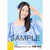 SKE48 2017年6月度 net shop限定個別生写真「かりゆし」衣装5枚セット 古畑奈和