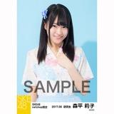 SKE48 2017年6月度 net shop限定個別生写真「かりゆし」衣装5枚セット 森平莉子