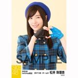 SKE48 2017年6月度 net shop限定個別生写真「狼とプライド」衣装5枚セット 松井珠理奈