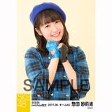 SKE48 2017年6月度 net shop限定個別生写真「狼とプライド」衣装5枚セット 惣田紗莉渚