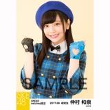 SKE48 2017年6月度 net shop限定個別生写真「狼とプライド」衣装5枚セット 仲村和泉