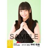 SKE48 2017年7月度 net shop限定個別生写真「夏のシースルー」5枚セット 仲村和泉