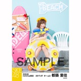 SKE48 2017年7月度 net shop限定個別ランダム生写真5枚セット 都築里佳