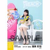 SKE48 2017年7月度 net shop限定個別ランダム生写真5枚セット 渥美彩羽
